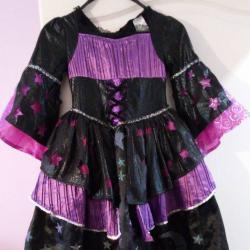 Детски рокля Ден и нощ или Искам да съм вещица