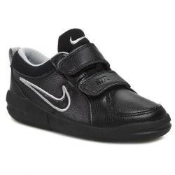 Намалени  Детски маратонки Nike Pico Черно Сиво 28 Номер