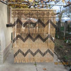 ресни за врати от дървени тотчета