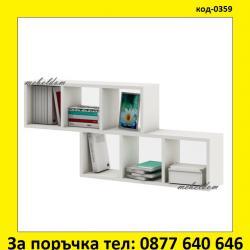 Етажерка за стена, полица, етажерки код-0359