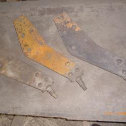 Носеща плоча за ресора на ТЛ  -  30