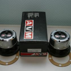 Главини 4x4 Ръчни manual hub хъбове ръчно включване Daihatsu Feroza АV