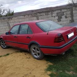 Mercedes-Benz C220, 1997г., Дизелов, 180000 км