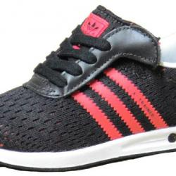 Намалени  Детски спортни обувки Adidas LA Trainer Черно