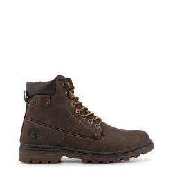 Мъжки зимни обувки Carrera Jeans Кафяво