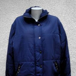 3XL Ново тъмно синьо яке