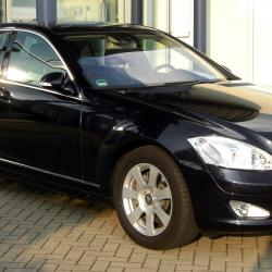 На части  -  Mercedes - Benz W221  -  S350cdi S320cdi S500l  -  2009г.