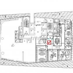 Офис 320кв. м. в луксозна бизнес сграда, ет. 13, всички екстри, 4165