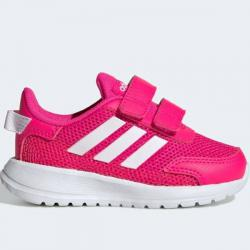 Намаление Бебешки спортни обувки Adidas Tensaur RUN Розово