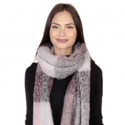 Дамски зимен шал