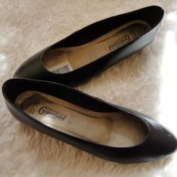 Дамски немски обувки 39 от естествена кожа - нови