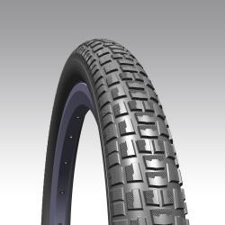 Външни гуми за велосипед колело BMX - Nitro