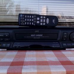 JVC Hr-j52ms VHS