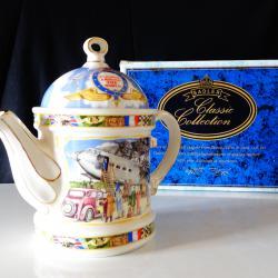 Sadler английски колекционерски чайник, не ползван.
