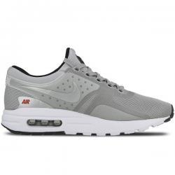 Намаление Спортни обувки Nike AIR MAX Zero QS GS Сребро