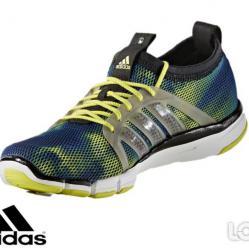 Ликвидация  Маратонки Adidas Core grace Синьо Зелено
