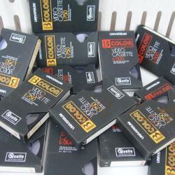 Видеокасети бетамакс, Video cassettes Betamax