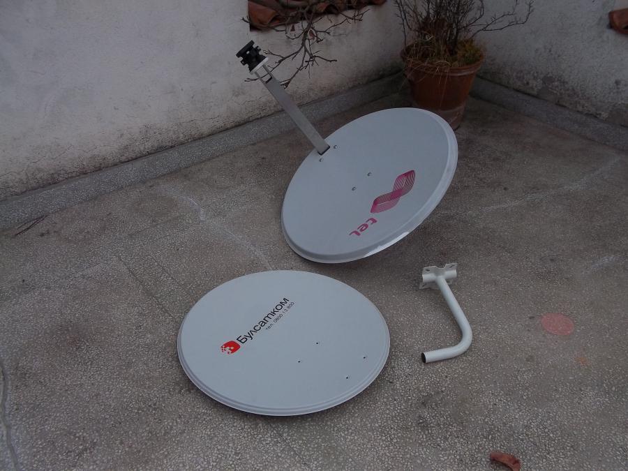 Мачта за антена сателитна чиния чинии за сателитна телевиз
