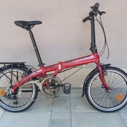 Продавам колела внос от Германия оригинален двойно сгъваем алуминиев в