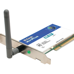Wireless LAN PCI Card DWL 520
