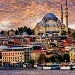 Септември в Истанбул