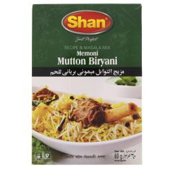 Shan Memoni Mutton Biryani Подправка за пикантен агнешки пилаф 60гр