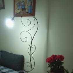 Лампион от ковано желязо
