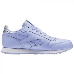 Спортни обувки Reebok CL Leather Лилаво