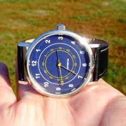 Olympus мъжки ръчен часовник.