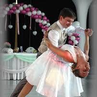 Индивидуални уроци по сватбени танци