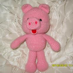 Ръчно плетена играчка, амигуруми