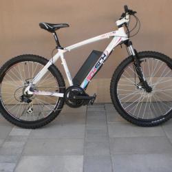 Продавам колела внос от Германия електрически планински МТВ велосипед