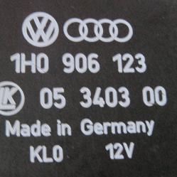 Модул регулаторен 1h0906123  05340300 Голф 3 VW Golf 3
