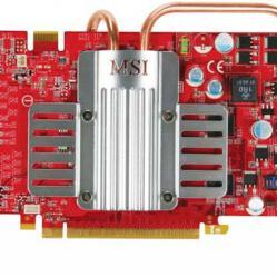 Пасивна видеокарта MSI nx8600gt, 256mb Gddr3, 128bit