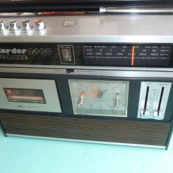 Radiocorder 2400 Deluxe