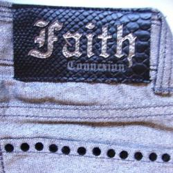 Нови оригинални дънки Faith