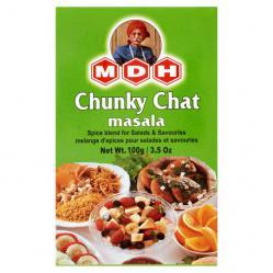 MDH Chunky Chat Masala МДХ Микс индийски подправки за салати 100гр