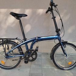 Продавам колела внос от Германия Тройно Сгъваем Алуминиев Велосипед CO