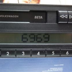 Радиокасетофон Volkswagen