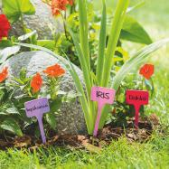 Табели, връзки и аксесоари за дома и градината