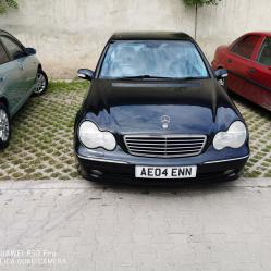 Mercedes-Benz C270, 2004г., 178000 км, 236 лв.