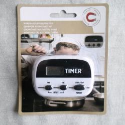Цифров кухненски таймер с магнит.