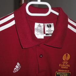 Мъжка тениска с яка Adidas