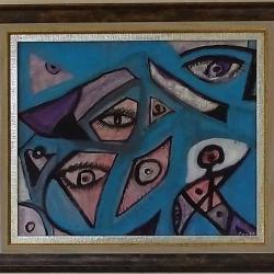 Продавам масмена картина Шехерезада