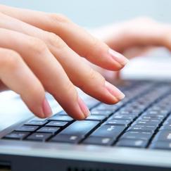 Компютърен набор на текст и обработка