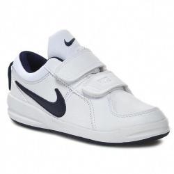 Намалени  Детски маратонки Nike Pico Бяло Синьо