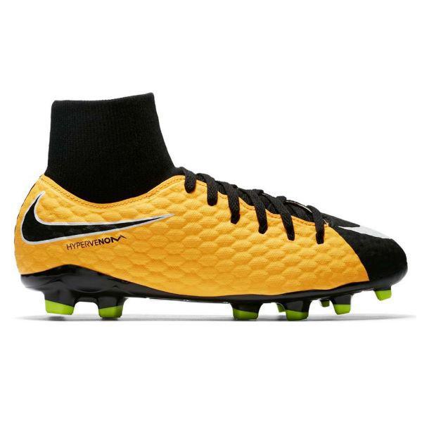Намаление  Спортни обувки за футбол калеври Nike Hypervenom Оранжево