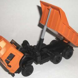 Камаз 5511 оранжевый - Элекон 1 43