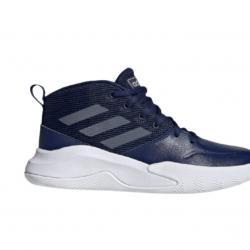 Намаление Спортни обувки за баскетбол Adidas Ownthegame Тъмно сини