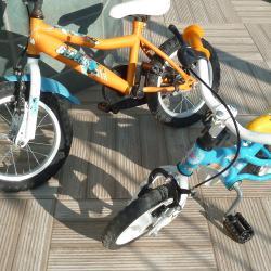 детски колела с педали 10 14 цола